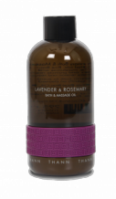 Lavender & Rosemary bath and massage oil 295 ml